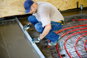 Radiant Floor Heating Installation Mountlake Terrace WA | Radiant Heating - Energy Works