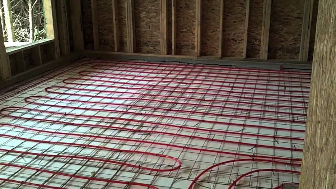 Radiant Floor In Mountlake Terrace Wa Radiant Heating